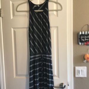 Michael stars maxi dress size large